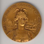 1931 Gold Medal of the Geographic Society of Chicago