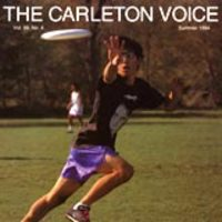 Carleton Voice cover generic