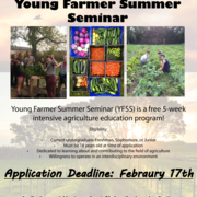 HoH YFSS application deadlines!