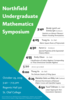 Northfield Undergraduate Mathematics Symposium 2019