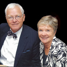 Bud Eugster '63 and wife Susan