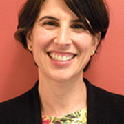 Jessica Bacal '92, director of Smith College's Wurtele Center for Work and Life