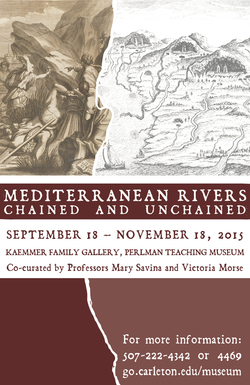 Mediterranean Rivers, Chained and Unchained poster
