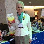 Author Anne E. Patrick, William H. Laird Professor of Religion and the Liberal Arts, Emerita