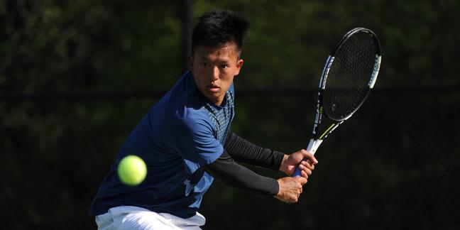 Men's Tennis: vs. Goucher College | Varsity Athletics ...