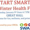 Carleton Offices and Student Groups offering a wide variety of health resources.
