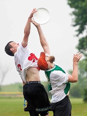 ultimate frisbee app