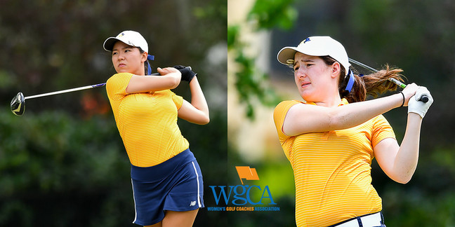 Women's Golf Has Five Named WGCA All-American Scholars