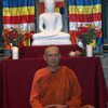 Meditation at Buddhist Vesak Celebration