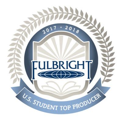 Carleton Named Top Producer of Fulbright US Students