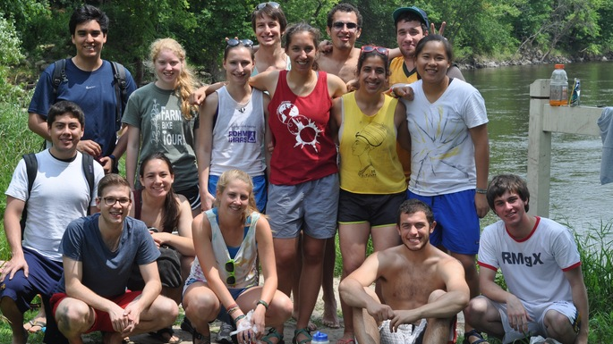 Summer Research Canoe Trip