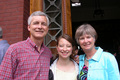 Annie and Parents