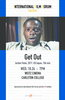 IFF presents Get Out on Wednesday, October 24 at 7pm in Weitz Cinema