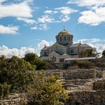Orthodox Church, Cersonesos, Ukraine