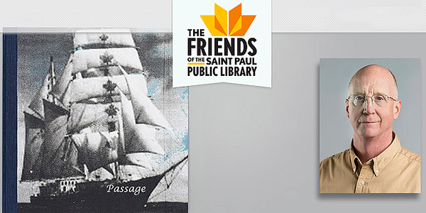 Fred Hagstrom named the winner of the 2014 Minnesota Book Artist Award