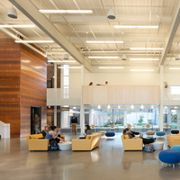 Weitz Center Commons