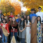 Chinese Music Ensemble Fall 2014
