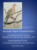 Passenger Pigeon Commemoration