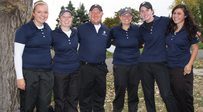 2012-13 Carleton Knights Women's Golf