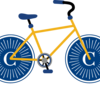 Bike to Work Week Logo