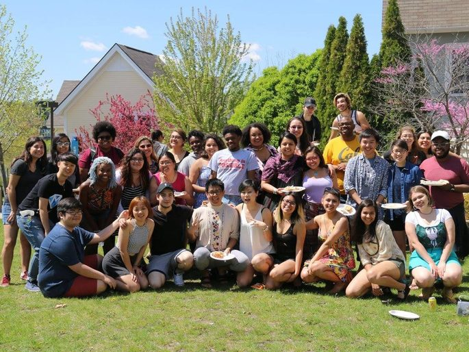Queer, Questioning, and Trans People of Color (QTPOC) picnic