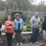 The LA Club visits the Descanso Garden