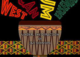 Winter 16 West African Drum Ensemble