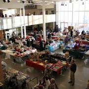 View of the 2013 Craft & Bake Sale