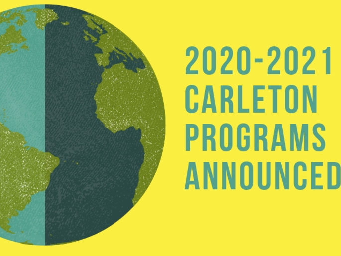 2020-21 Carleton Programs Announced
