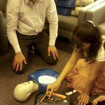 Recent Carleton AED training session