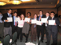 Model UN in Vancouver