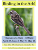 Guided Bird Walks