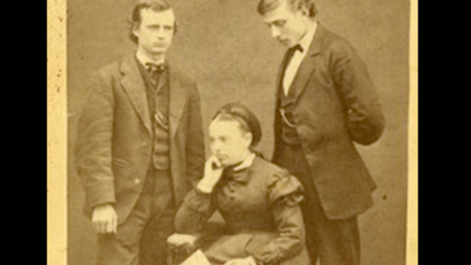 Carleton First Graduating Class 1874