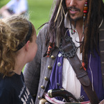 Happy Hour and Carnival: Jack Sparrow