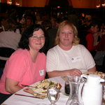 Debbie and Kathy