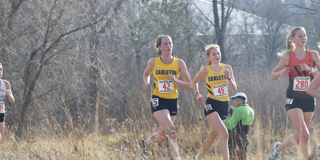 Sally Donovan (left) and Rachel Klehm