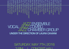 Jazz Ensemble spring 16