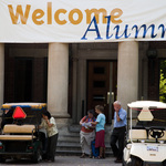 Gearing up for the arrival of the alumni