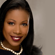 Portrait of Pulitzer Prize-winning author & journalist Isabel Wilkerson.