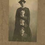 Members of the Class of 1906.