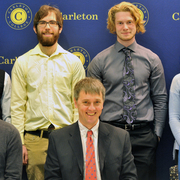 Carleton LIGO research contributors