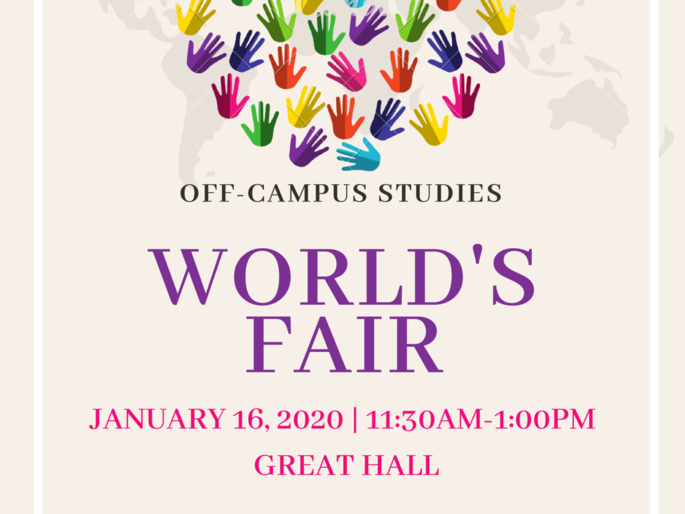 OCS World's Fair!