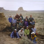 2003 Alumni Adventure participants