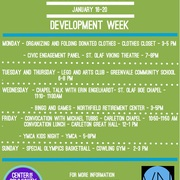 Community Development Week