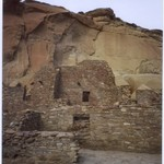 Pueblo Bonito at Chaco Canyon