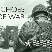 Echoes of War, a public discussion series in collaboration with the MN Humanities Center.