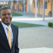 Stockton, California Mayor Michael Tubbs