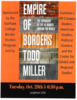 Empire of Borders, Todd Miller
