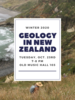 Geology in New Zealand 2020