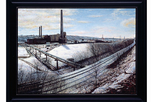 James D. Butler, Power Plant / St. Paul